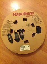 "Black Heat Shrink Tubing, 1/8"", 3 FT, QRP, Antenna, Tuner, Raychem, Made In USA"