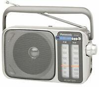 Panasonic RF2400D Portable AM/FM Radio
