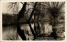 Winterbourne Gunner near Amesbury & Salisbury. The River Bourne # WD7.