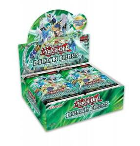 Yu-Gi-Oh! Legendary Duelist 8: Synchro Storm Booster Box 1st edition - PREORDER
