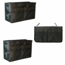 Dual Bag in a Bag Organizer (Brown) Set of 3