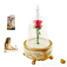 Rose Jewelry Box Disney Beauty and The Beast Enchanted Toy Music Girls Toddler