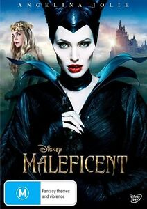 Maleficent : NEW DVD