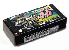 RC Turnigy nano-tech Ultimate 4600mah 2S2P 90C Hardcase Lipo Short Pack