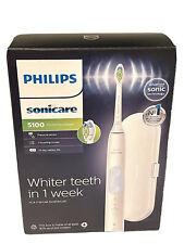 Philips ProtectiveClean 5100 Electric Toothbrush - White