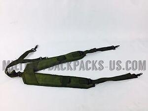 MINT Padded Suspenders US Military Pistol Belt Load Carrier Pack Equipment Alice