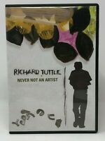Richard Tuttle Never Not an Artist (DVD)  Richard Tuttle