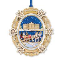 2004 White House Historical Association Christmas Ornament