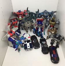 Transformers Toys Lot: 16 Mixed Figures, Hasbro