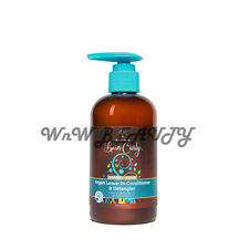 As I Am Born Curly Argan Leave In Conditioner & Detangler 8 oz for Baby & Child