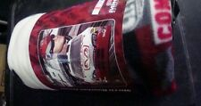 Kasey Kahne  on one throw blanket refer to picture,NEW