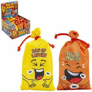 Bag of Laughs Electronic Sound Machine Novelty Fun Secret Santa Stocking Filler