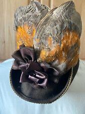 Hats Victorian Edwardian Civil War Theater Costumes Re-Enactment