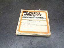 Harley Sportster 1000cc  XLCH Shovelhead Piston Ring Set #3    964