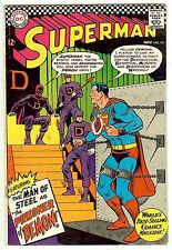 Superman #191 (1966; fn+ 6.5) 50% off price guide value