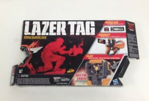 LAZER TAG Game Single Blaster Pack for iPhone/iPod Touch by HASBRO/NERF #55267