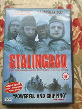 STALINGRAD FILM DVD REGION 2 UK PAL