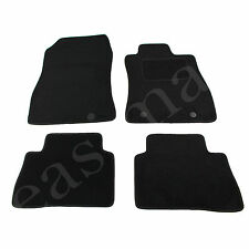Nissan Juke Deluxe Tailored Carpet Car Mats 2010 Onwards Black 4pcs Floor 554