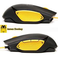 US James Donkey JD112 2400DPI 8D Optical 6 Buttons Ergonomic Usb Gaming Mouse