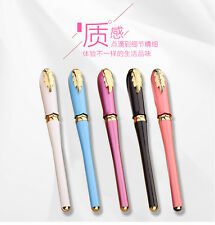 Picasso Goddess exclusive new office gift roller pen can Free laser for one LOGO