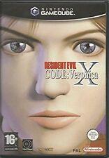 Resident Evil - Code: Veronica X GameCube - sehr guter Zustand