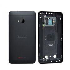 Original HTC One M7 Akkudeckel Backover Gehäuse Cover Schale Schwarz