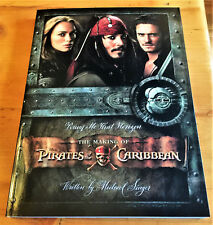 BRING ME THAT HORIZON Disney Making PIRATES Of The CARIBBEAN Brand NEW Book!