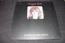"MAGGIE BELL signed signiert Autogramm ""QUEEN OF THE NIGHT"" Vinyl Platte InPerson"