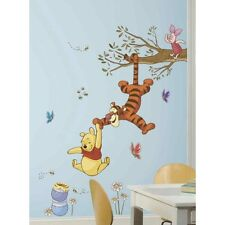 NEW Winnie The Pooh Honey 39 Wall Decal Removable Vinyl Stickers Appliques Mural