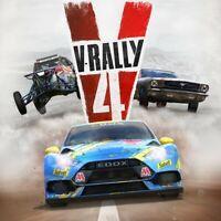 V-Rally 4, PC Digital Steam Key, Same Day Email Delivery