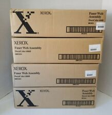 Lot of 4, Xerox 008R12914 Fuser Web Assembly DocuColor 6060