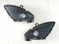 NEW 12-14 MAZDA 5 OEM FOG LAMP LIGHT LEFT AND RIGHT PAIR SET FM51