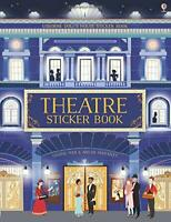 Doll's House Sticker Book Theatre (Doll's House Sticker Books) by Abbie Wheatley