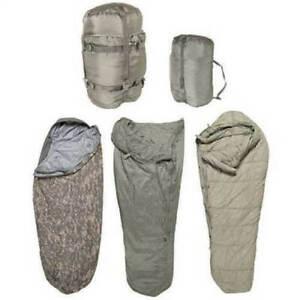 Tennier 5 Piece Modular Sleep System US Army ACU Military Gore-tex IMSS VGC