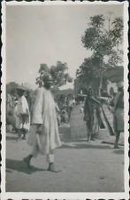 Burkina Faso, Ouagadoudou, le marché Vintage silver printPhotographie apparten