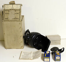 Vintage Blackout Headlight German French NATO? NIB New 12V 24V +bulbs