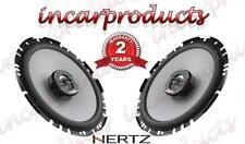"Hertz Uno X170 170cm 6.7"" Coaxial 2 way Car Audio Stereo Speaker 200w"