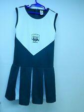 Original Ohio Bobcats College Sz 12 Cheerleaders Uniform Costume 1 Piece