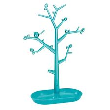 Koziol Pip Trinket/Jewellery Tree Large - Turquoise