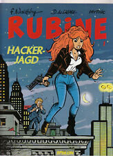 Rubine Nr. 1 2 3 4 5 6 7 9 10 11 12 + 13 Softcover Comic von Walthery / Mythic