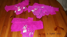 low rise thong pants / knickers, deep purple lace, women's wear UK SIZE SMALL