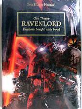 40K Black Library Limited Edition Horus Heresy-Ravenlord Hardback Book