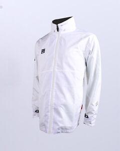 Mooto Athletic Windbreaker Jacket Sweat Full Zip Front Master Instructor WTF New