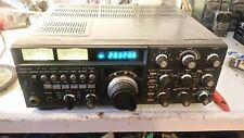 YAESU FT-102 RADIO HF ALL MODE TRANSCEIVER SOLO RADIO DA REVISIONARE!!!