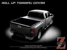 "Chevy Silverado 07-13 5.8 Ft (68"")Crew Cab Short Bed Roll-Up Vinyl Tonneau Cover"