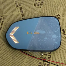 Rearview Mirror Lens for Lexus RX NX 2016+, LED Turn Signal, Electric Heating