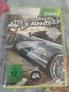 Need for Speed Most Wanted 2005 Game Xbox 360