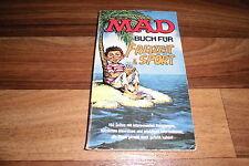 MAD Taschenbuch  # 14 -- Buch für Freizeit-Sport // von George Woodbridge 1977