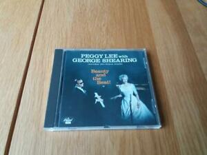 Peggy Lee with George Shearing  - Beauty and the Beat!  ( 1992 ) Capitol Jazz