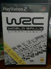 WRC World Rally Championship - (no booklet) - PLAYSTATION 2 PS2  - FREE POST
